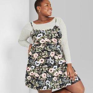 5/$25 Wild Fable Floral Print Dress